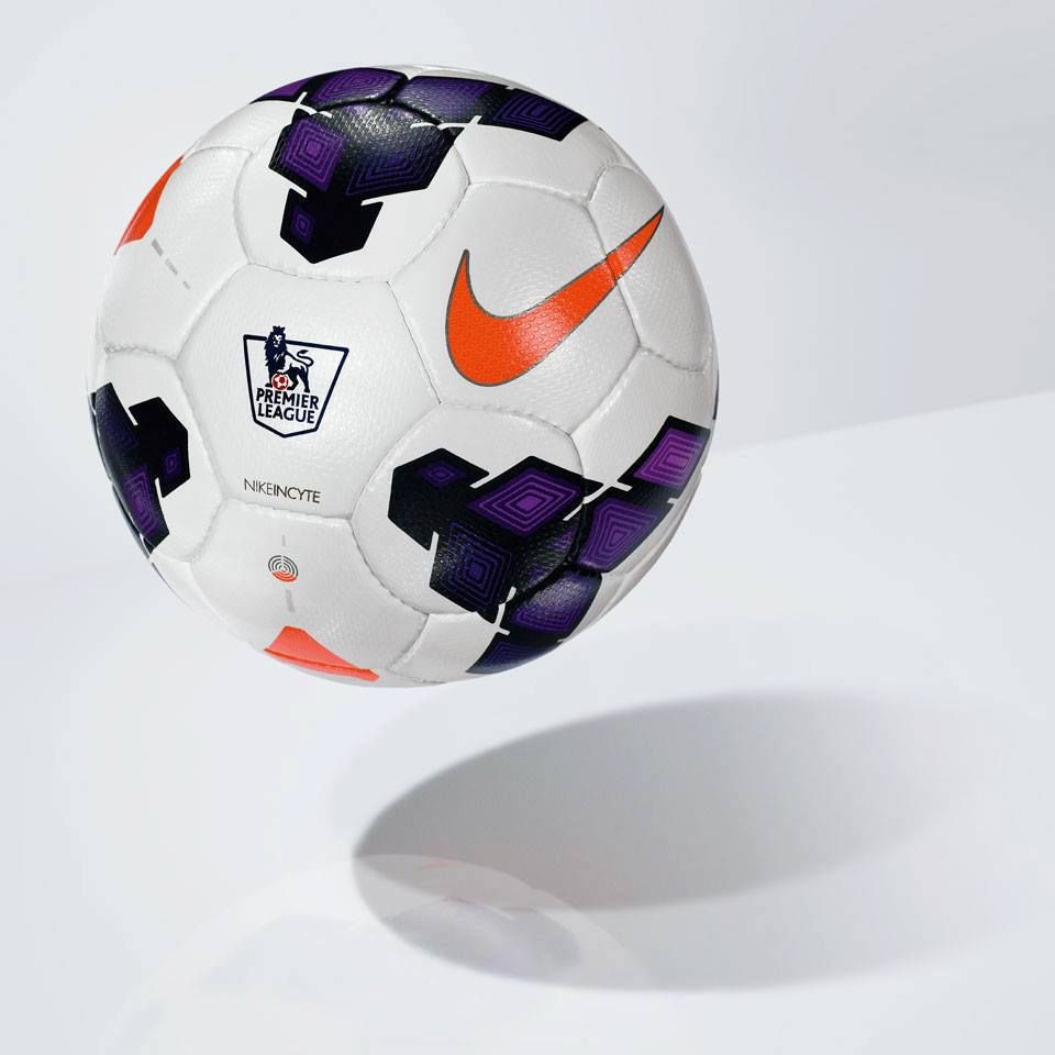 Introducing The New Nike Incyte Official Soccer Ball Of The Premier League Serie A And La Liga Soccer