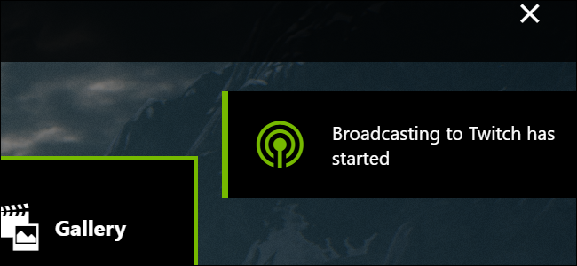 How to Stream Your PC Gameplay to Twitch With NVIDIA