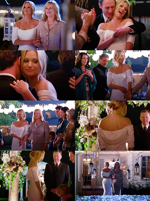 Jennifer Jj Jareau S Wedding To William Lamontagne Jr On Criminalminds Is One Of The Most Beautiful Tv Weddings Ever She Looked Amazing And It Was In