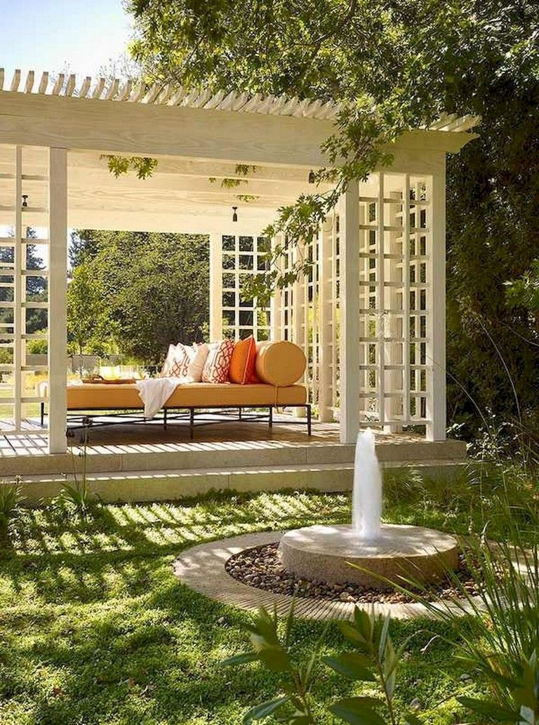48 Beautiful Diy Backyard Gazebo Design And Decorating Ideas Mit