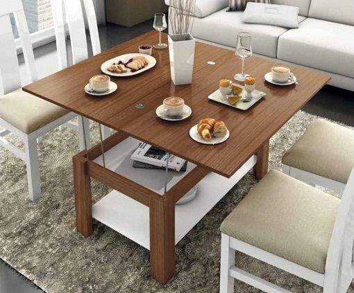 Mesas de centro modernas home decoration pinterest for Mesas de comedor ikea precios