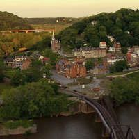 Aerial America: Best Small Towns