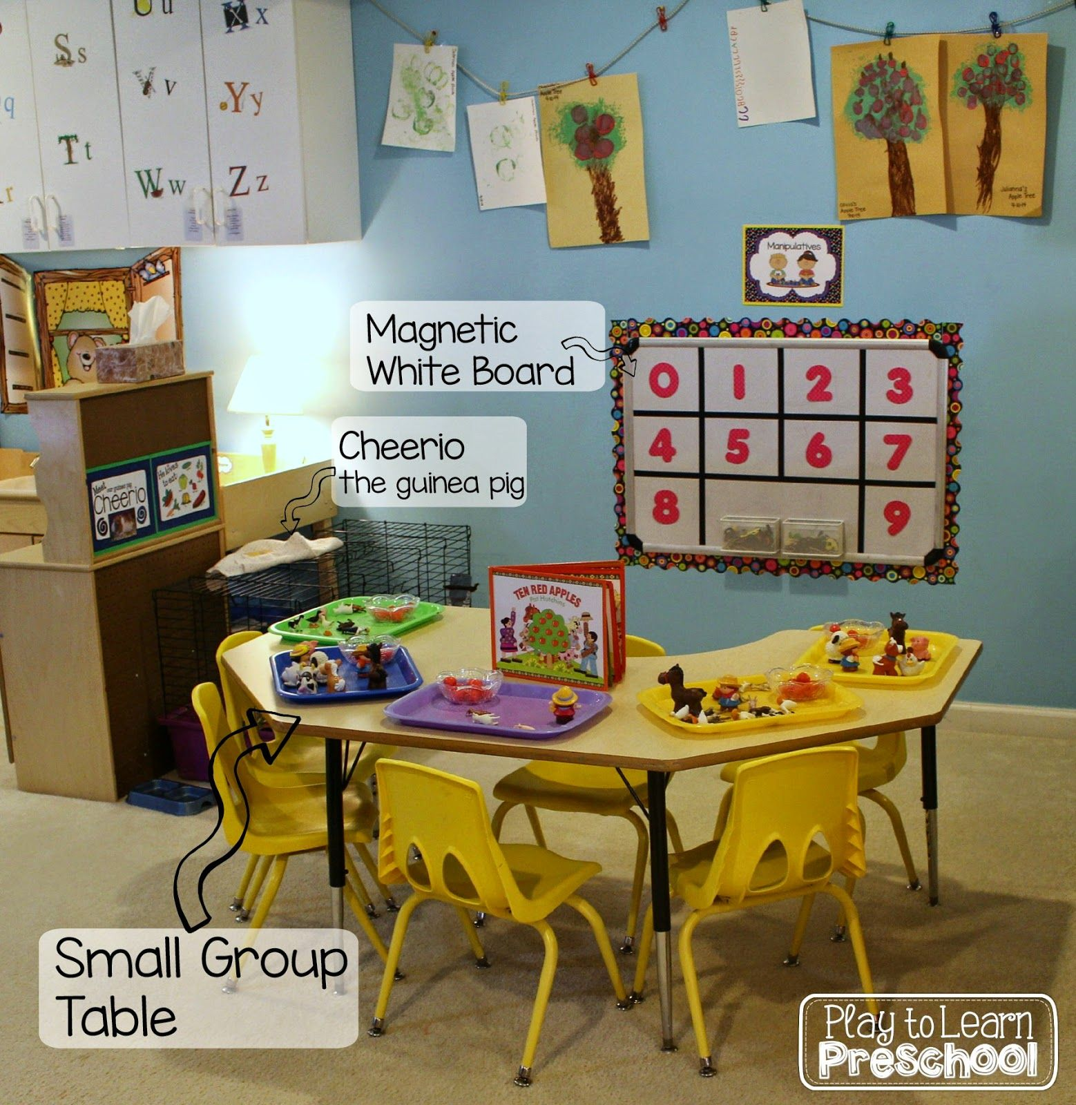 Play To Learn Preschool Lots Of Cute Ideas