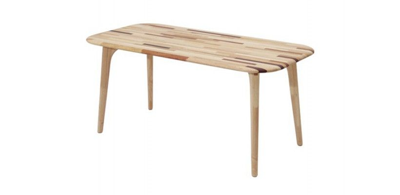 Table Basse Design Natura en Marqueterie - 100 cm Design and Tables