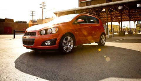 Chevy Sonic Turbo My Next Car 40mpg With Images Chevy Sonic