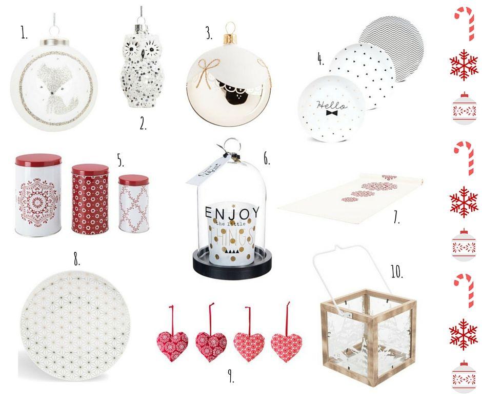Lista dei desideri decorazioni natalizie maison du monde e for Ikea natale 2017 italia