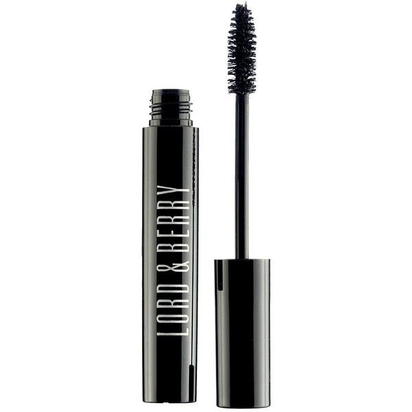 Lord & Berry Scuba Extreme Waterproof Mascara (155 NOK) ❤ liked on Polyvore