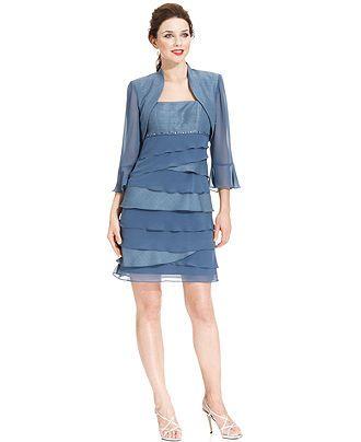 373eae9ebee SL Fashions Dress and Jacket