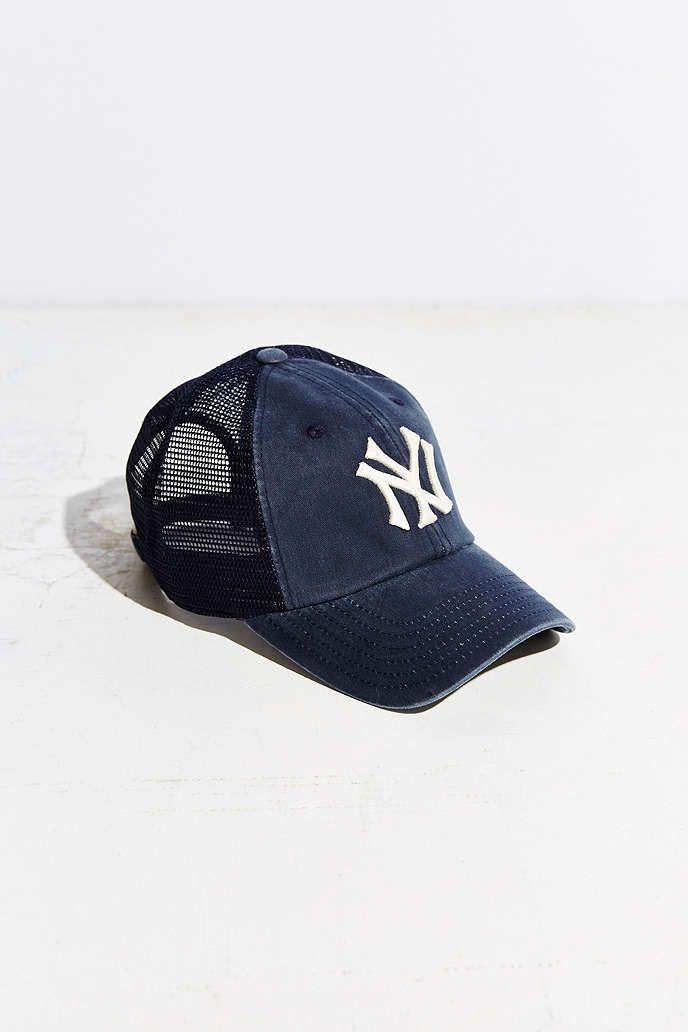 bc923d1bdefc6f American Needle MLB Raglan Mesh Baseball Hat - Urban Outfitters