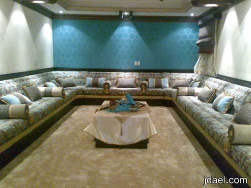 ديكورات مجالس للرجال تصاميم ديوانية الشباب جبسات بتصميم ناعم منتدى جدايل Decor Design Sectional Couch Decor