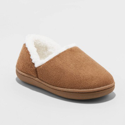Toddler Boys' Phillip Moccasin Slippers