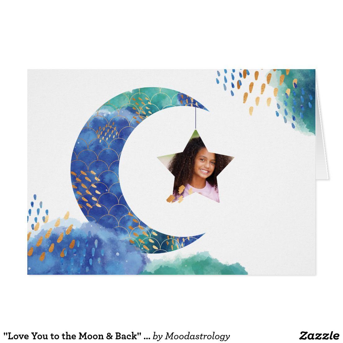 the moon card love