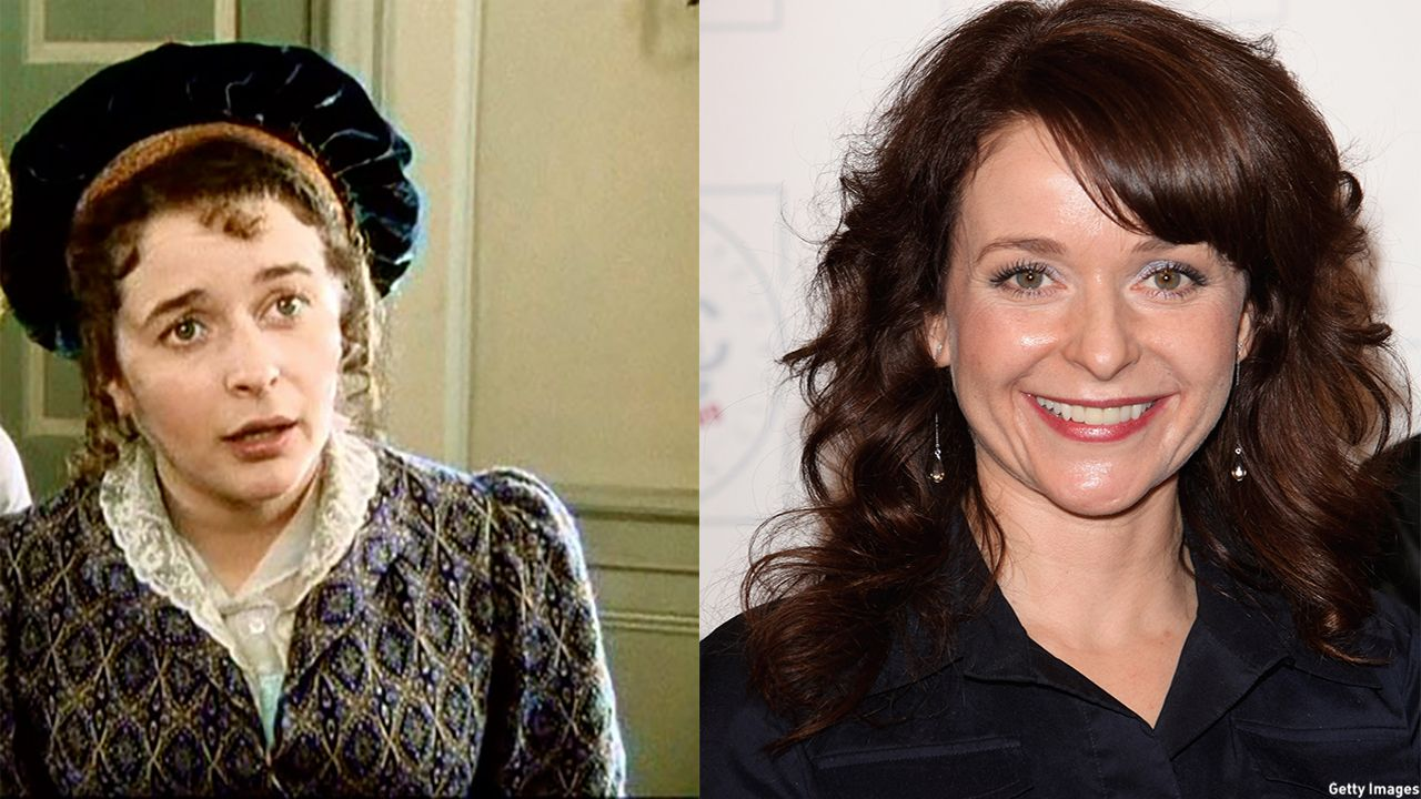 Bbc S Pride And Prejudice Where Are They Now Bbc America Pride And Prejudice Julia Sawalha Prejudice