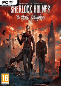 Download Sherlock Holmes The Devils Daughter Pc Game Sherlock Holmes Sherlock Playstation