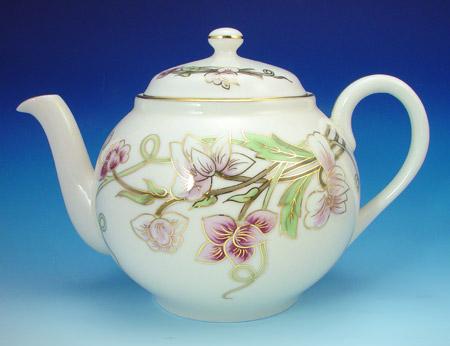 ab25137ba0 Zsolnay Spring Decor Tea Pot ekkor: 2019   Teáskannák,csészék,bögrék ...