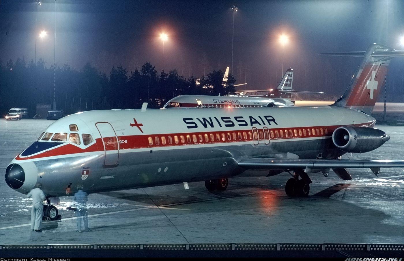 Photo Taken At Stockholm Arlanda Arn Essa In Sweden On August 20 1971 Aviation Vintage Airlines Airline Travel
