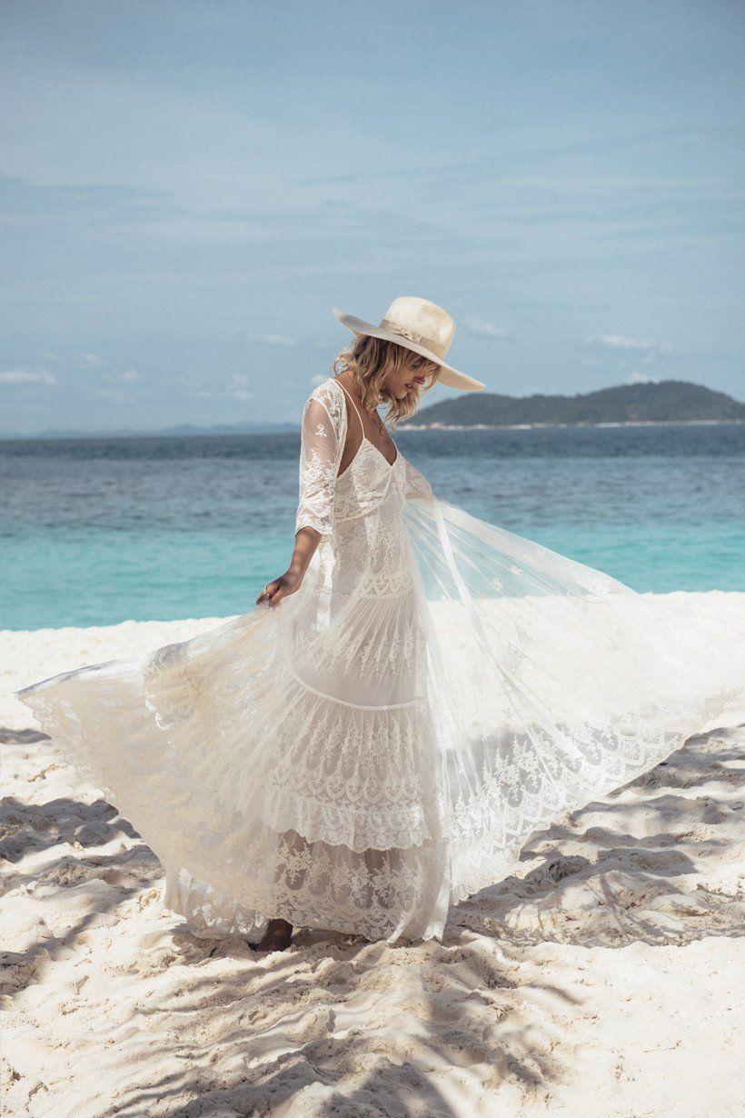 Spell Designs Spell Bride Canyon Moon Mesh Duster | Moda | Pinterest ...