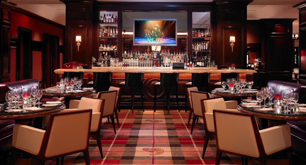 The country club—a new american steakhouse presents