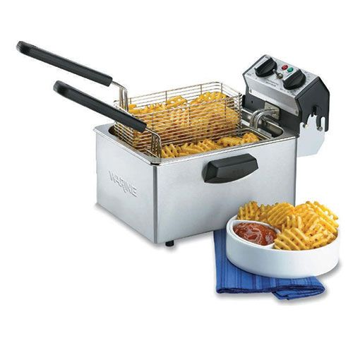 Countertop Fryer Electric 8 12 Lb Oil Capacity Countertops Commercial Kitchen Cooking Equipment