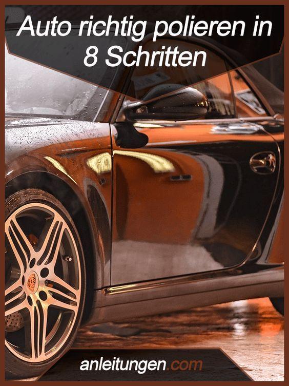 auto richtig polieren du m chtest dein auto nach der. Black Bedroom Furniture Sets. Home Design Ideas