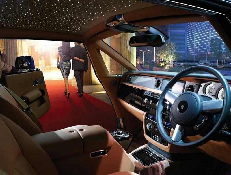 Rolls Royce Phantom interior | Cars | Pinterest