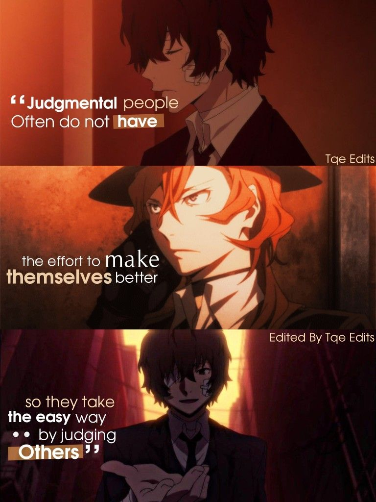 Anime Bungou Stray Dogs Anime Quotes Inspirational Anime Quotes Manga Quotes