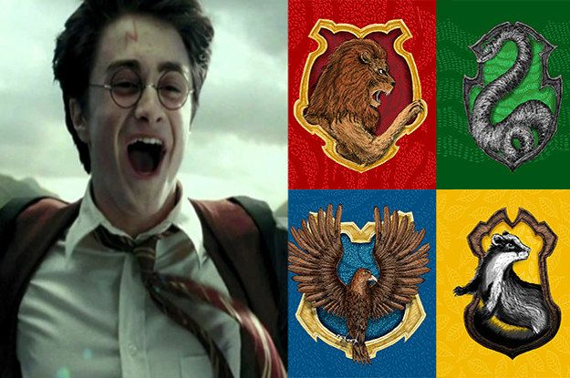 "This ""Yes Or No"" Quiz Will Reveal Which Hogwarts House You"