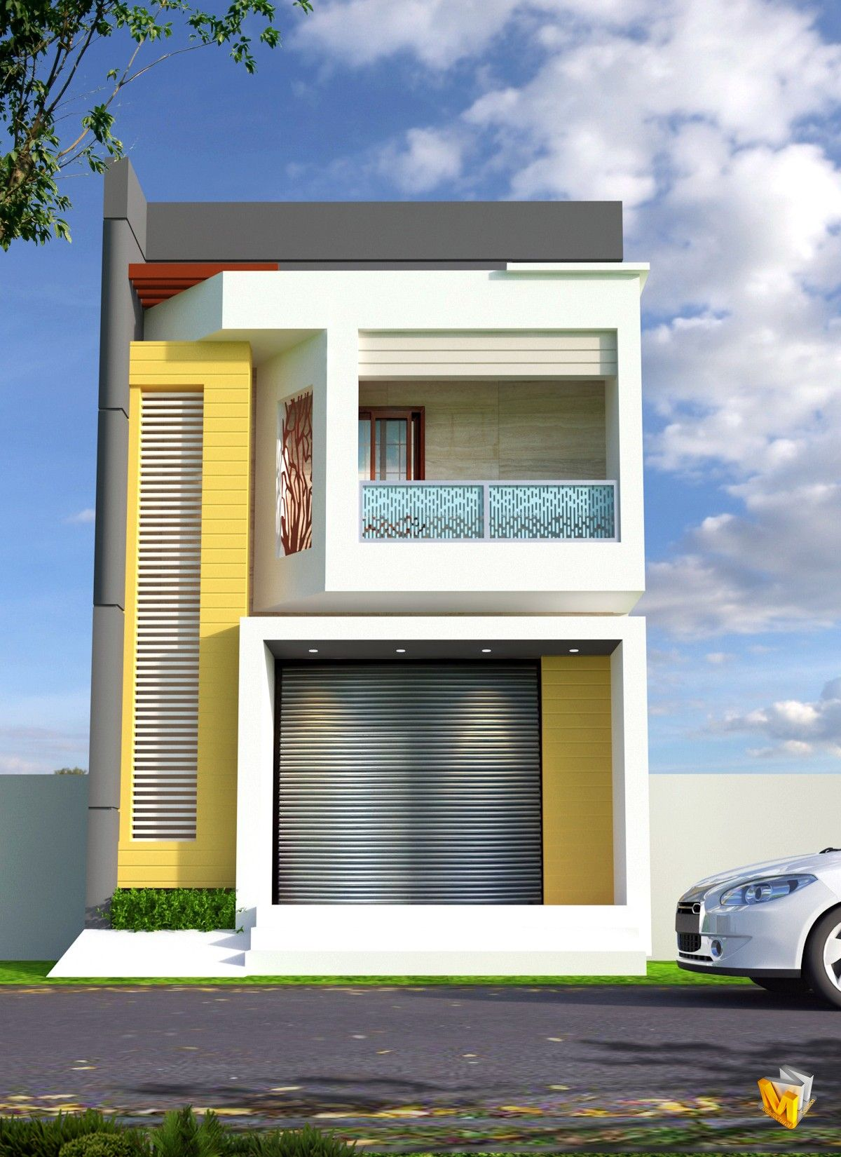 Pin by spacemek on architecture elevation in construction house also rh pinterest