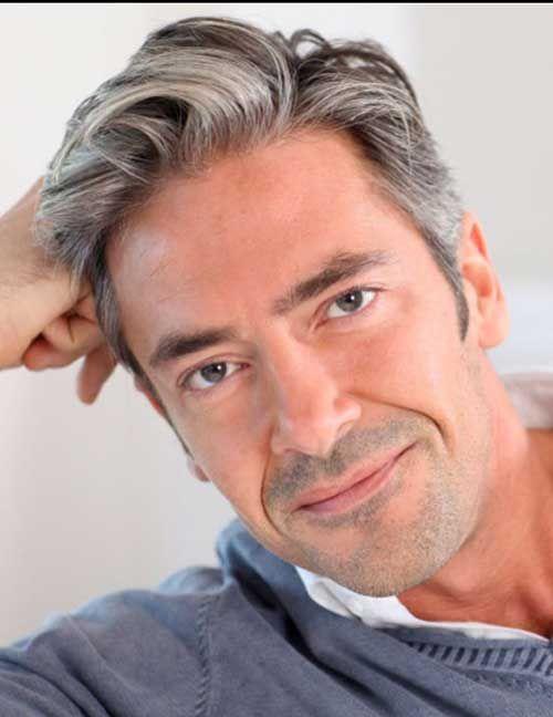 8.Hairstyles for Older Men | General | Pinterest | Haircuts, Hair ...