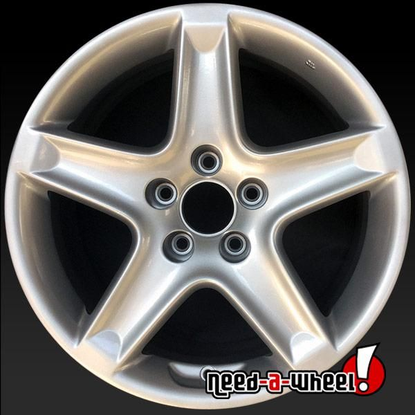 """2006 Acura TL Oem Wheels For Sale. 17"""" Silver Stock Rims"""