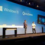 Un PC Windows 10 tournant sous Snapdragon 835 (ARM) sera commercialisé à la fin de lannée
