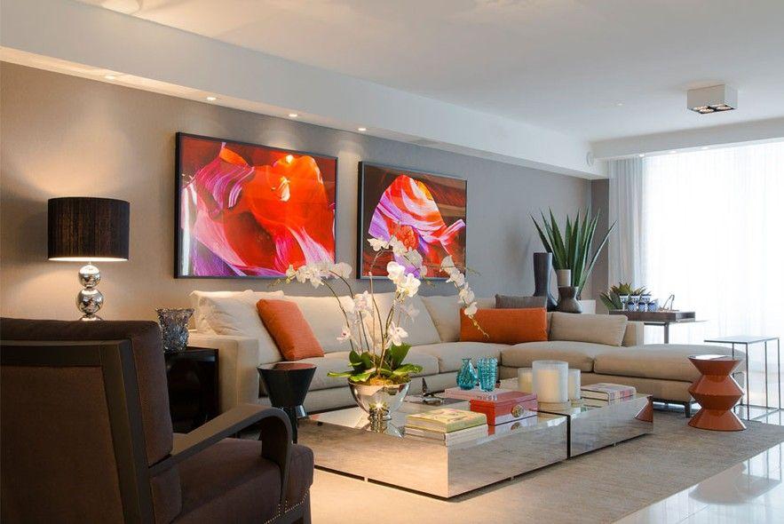 O estilo da arquiteta e decoradora em 3 projetos