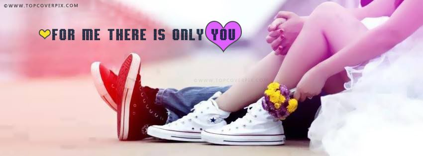 Beautiful Cute Love Facebook Cover Photo