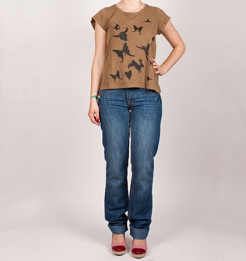 Jeans azules ICHI