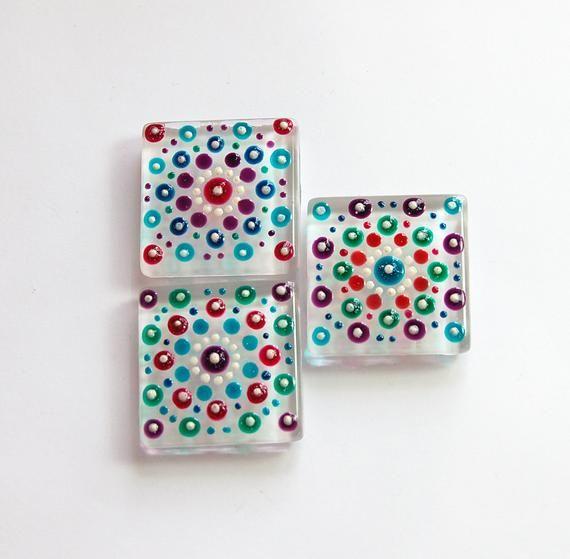 PurpleBlue Magnet Set