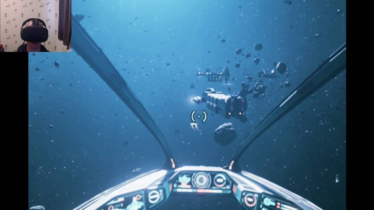 EVERSPACE VR Beta For HTC Vive & Oculus Rift | gaming