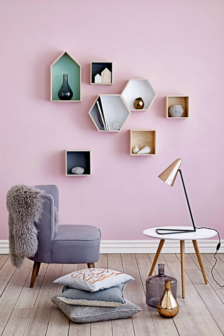 3 Great Easter Inspired Home Design Ideas With Pastels House Interior Room Decor Interior