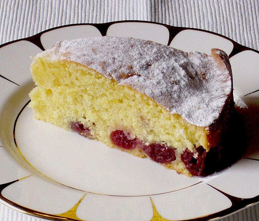 Joghurt - Beeren - Kuchen | Chefkoch.de