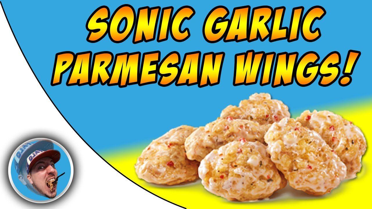 Sonic S Boneless Wings Food Review Food Parmesan Sauce Recipe Food Reviews