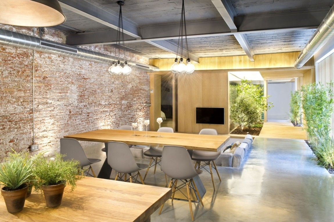 lighting for lofts. Stunning Industrial Loft Exuding Freshness And Style Lighting For Lofts