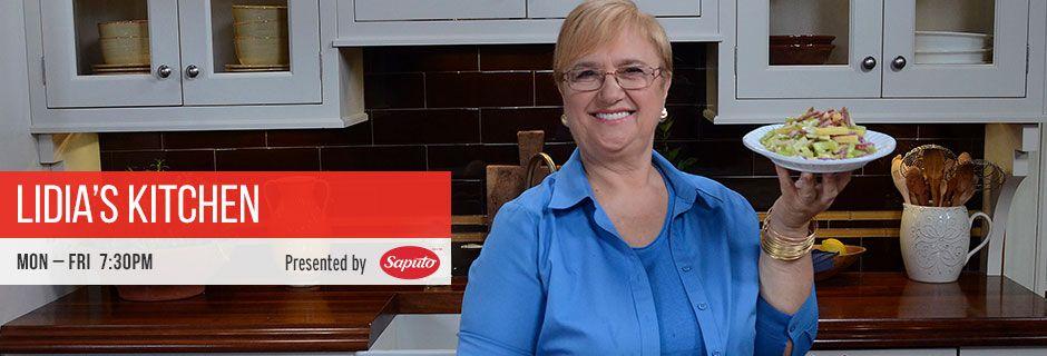 Lidia S Kitchen Season 2 Saputo Lidia Bastianich Kitchen