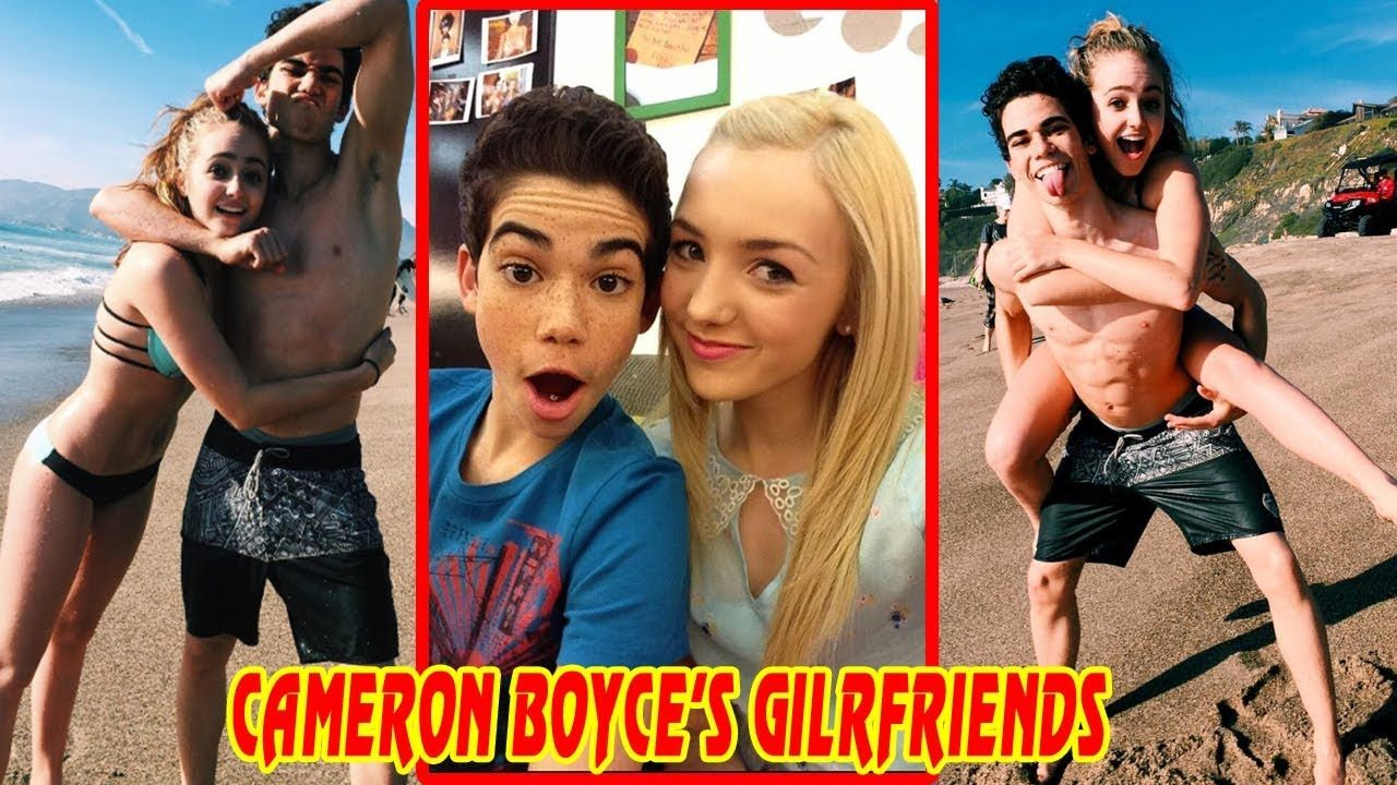 Cameron Boyce's Girlfriends Have Dated_All stars (With