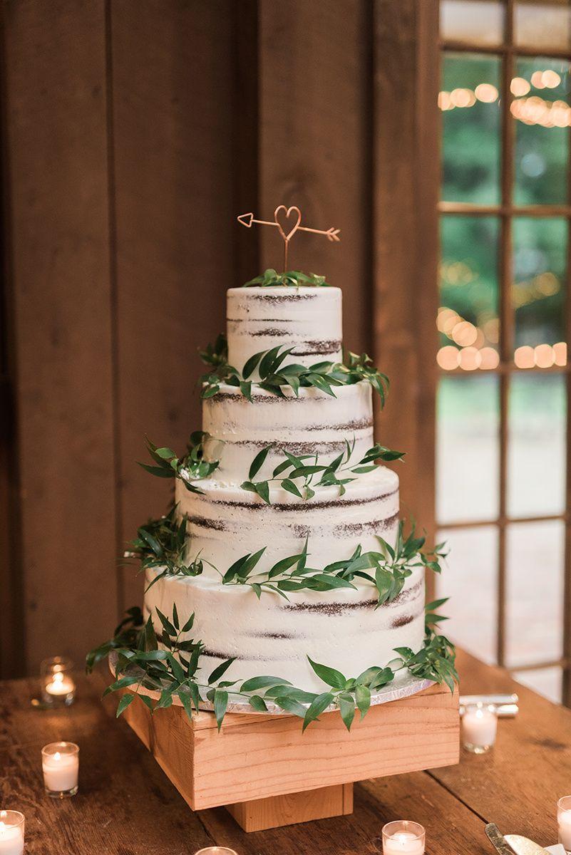 Standard skimmed naked standard cakes in pinterest wedding