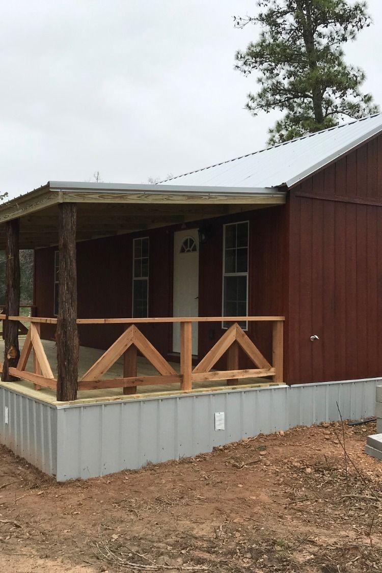 10x32 Custom Porch/Deck Custom porch, Decks and porches