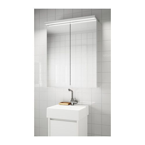 over bathroom cabinet light godmorgon led cabinet wall lighting bathroom essentials 19824
