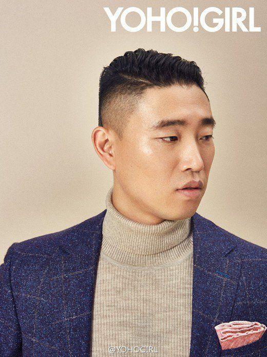Gary Kang Shows A Sophisticated Look With Yoho Girl Koogle Tv Running Man Korea Gary Gary Kang