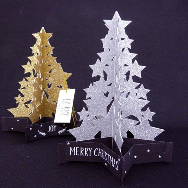 Greeting Life Holiday Card At 92 Tree Cards Christmas Star Cards