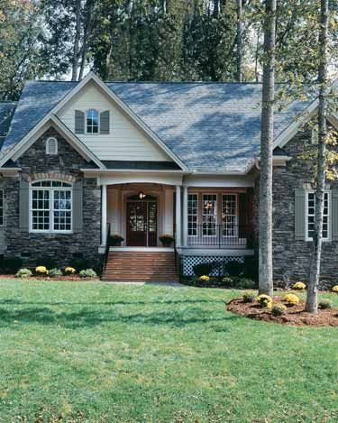 Cottage house plan from 2097sqft for Builderhouseplans com