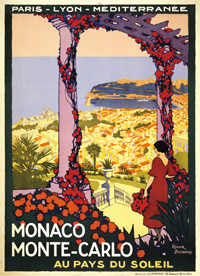 This awesome vintage travel poster is printed on super high quality glossy photo paper. It's roughly A2 sized and can be laminated if that's your thing, otherwise it would suit framing or whatever.