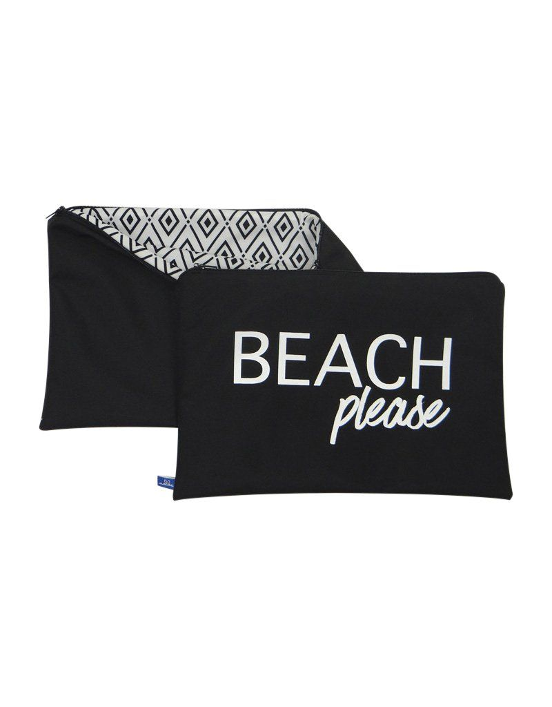 75b360c826 Beach please! Our Bikini Bags are the perfect place to store your wet,  sandy bikini after a day at the beach. The waterproof outer keeps your wet  bikini ...